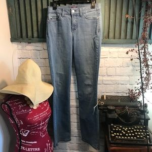 NYDJ Not Your Daughters Jeans Barbara Boot Size 4